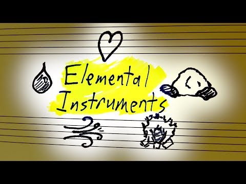 The Captain Planet Theory Of Instruments