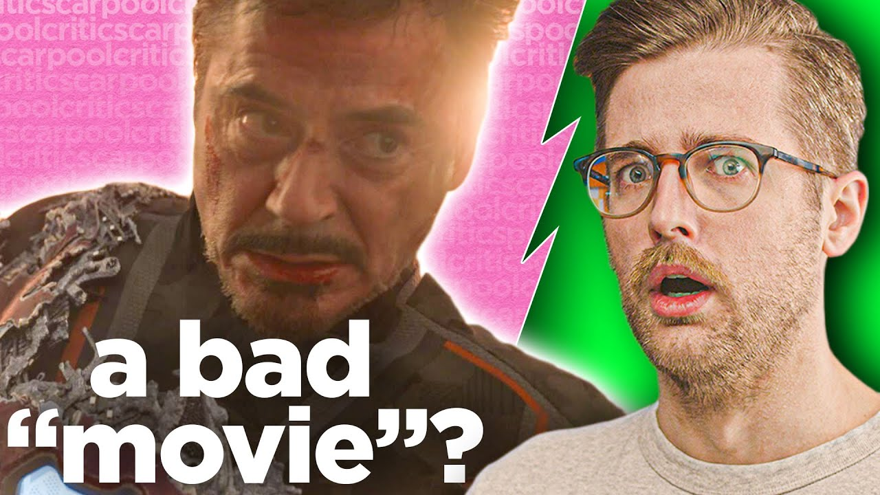 Is Marvel Killing Cinema?
