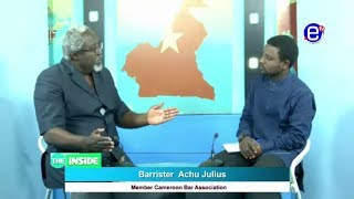 THE INSIDE - With  Barrister ACHU JULIUS   Equinoxe tv October 9 2017
