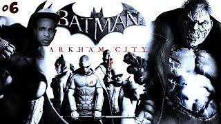 Batman: Return to Arkham City Walkthrough Gameplay Part 6 - Grundy Got His Ass Beat On A Thursday