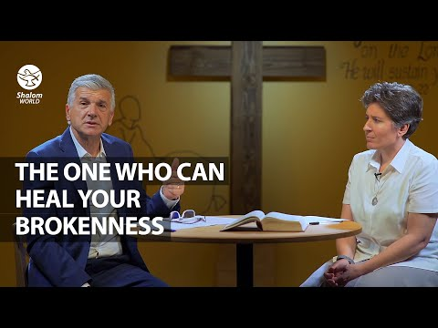 The One Who Can Heal Your Brokenness | Unburden