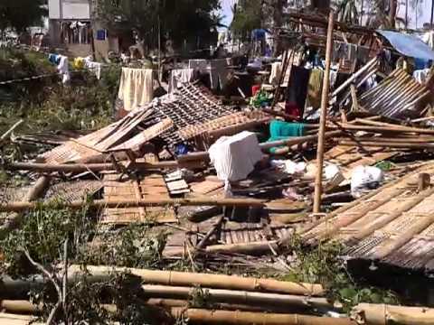 Sepanton Lemery Iloilo - Typhoon Yolanda