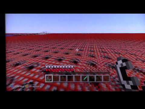 Making a nuclear bomb in Minecraft xbox 360| Cool Kid Gaming