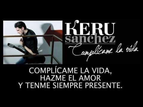 "KERU SINGLE ""COMPLÍCAME LA VIDA"""
