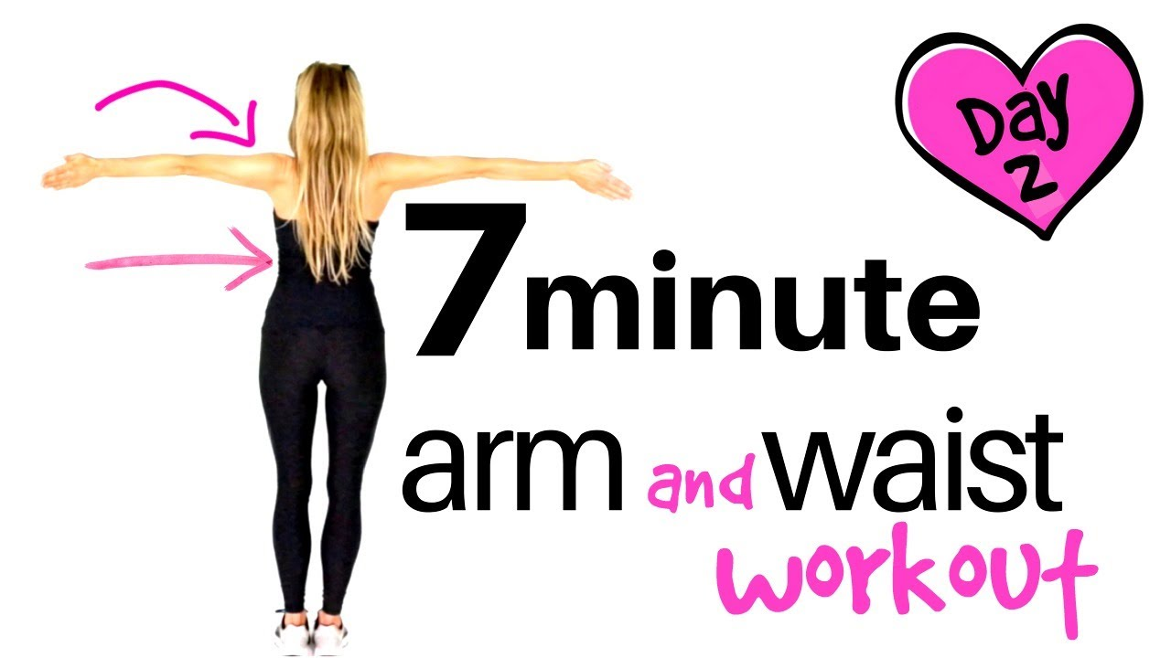 Exercise Home Workout Arm Exercises For Women Waist Workout No Equipment Needed Start Now
