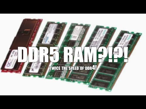 QUICK REVIEW OF THE NEW DDR5 RAM - WHAT KIND OF MAGIC IS IT?!?!