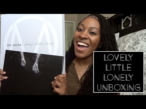 Lovely Little Lonely Set Unboxing  WanderingBreanna