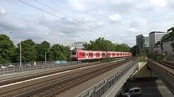 Zugverkehr in Hamburg-Dammtor