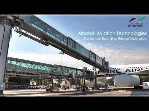 Passenger Boarding Bridge Operators - Alnahdi Aviation Technologies