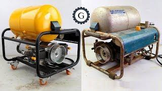 Air Compressor Restoration