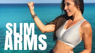 How to Slim Your Arms with 5 Exercises  | Arm Toning Workouts