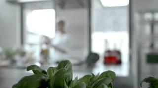 Kitchenaid Food Processor - Aubergine And Chickpea Wtih Herb Ricotta Crostini