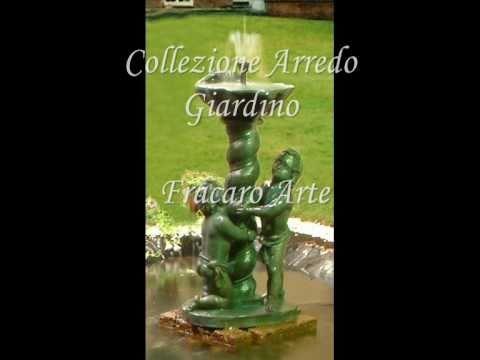 Arredo da giardino fontane fioriere animali sculture in for Fontane da arredo