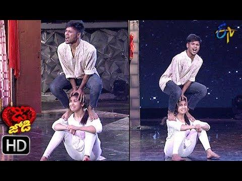 Subhash And Mansi Performance | Dhee Jodi | 28th November 2018 | ETV Telugu