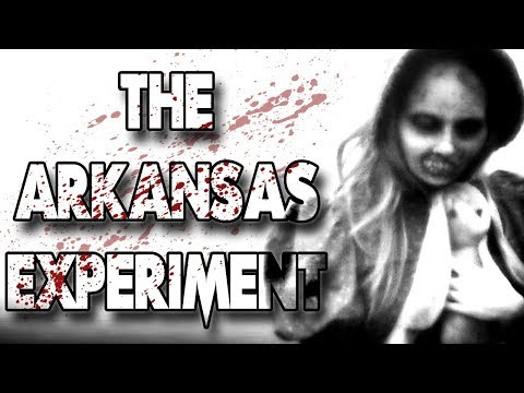"""The Arkansas Experiment"" 