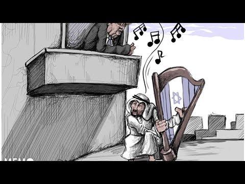 Box TV - Israel television: Saudi Arabia, Egypt gave the green light to trump about jerusalem