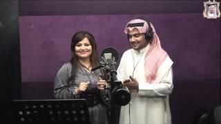 الفنان محسن العمودي والفنانه وعد البحري [ نسم خاطري المليان ]
