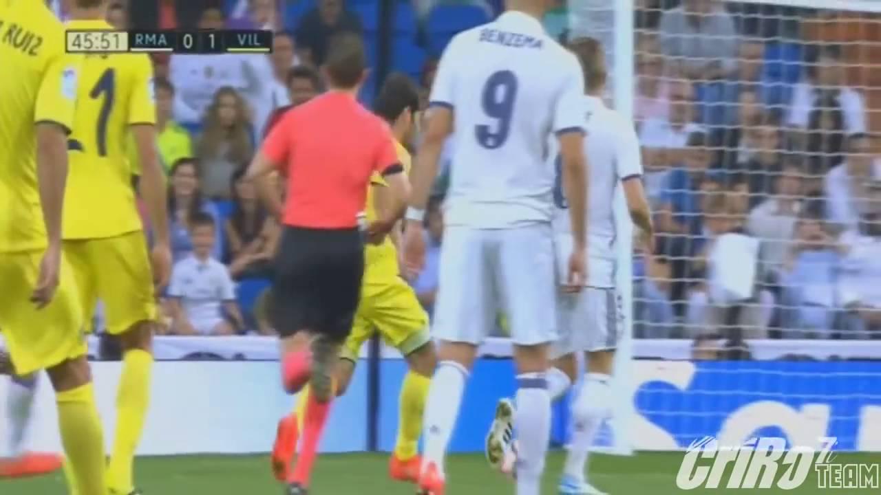 Download 32 Real Madrid vs Villarreal 1 1    All Goals & Full Highlights    La Liga 21 09 2016 HD