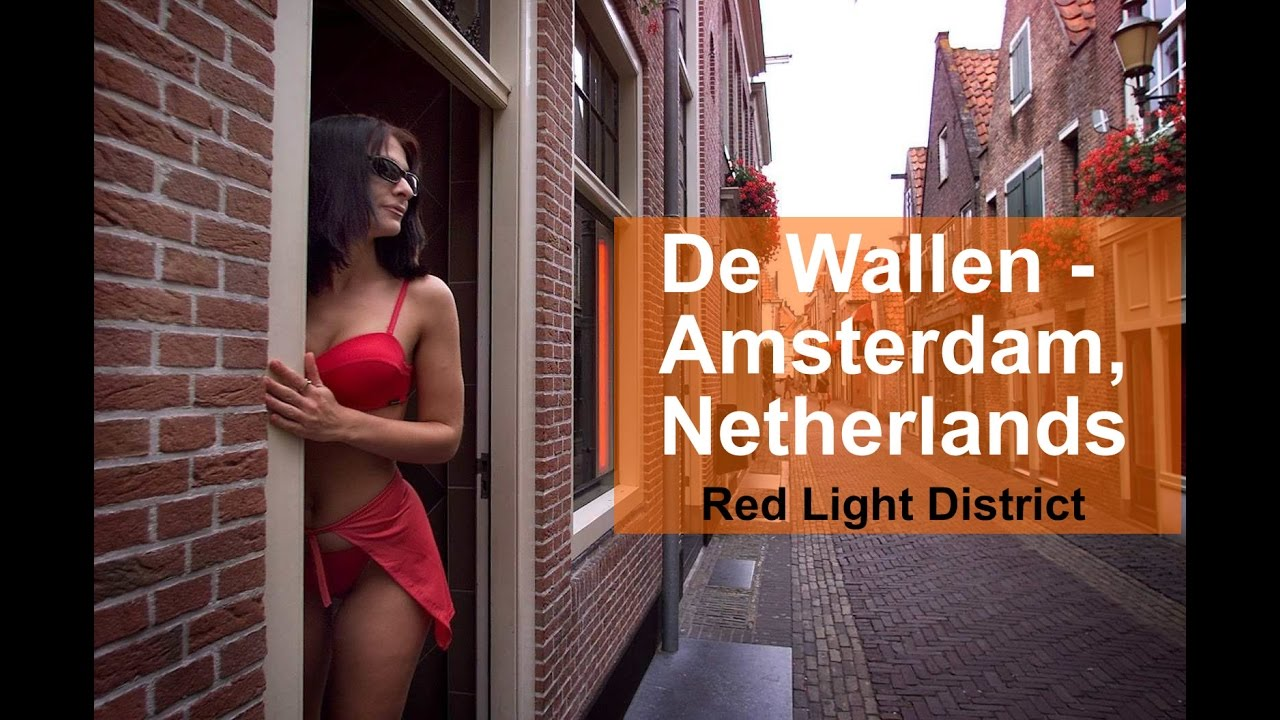 Amsterdam red light district hidden camera 9