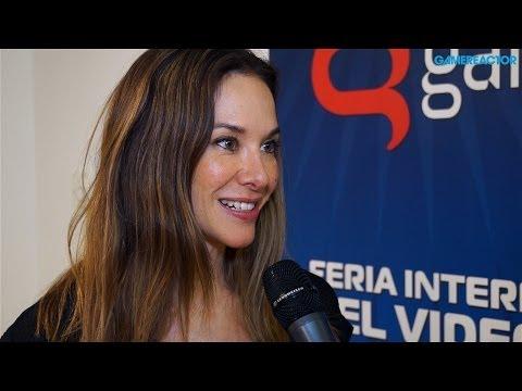 Jade Raymond - Gamelab 2014 Interview [Blacklist, VR, Evolve, AC Unity, Far Cry 4, Ubisoft Toronto]