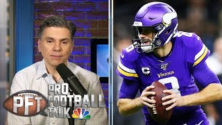 Which Wild Card team has best chance at upset? | Pro Football Talk | NBC Sports