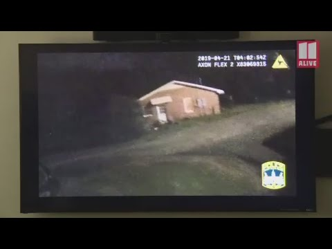 Bodycam Video Shows Athens-Clarke County Police Shoot, Kill Alleged Peeping Tom
