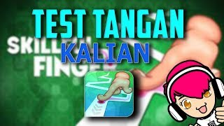 Test Kecepatan Tangan Coy!! ~skillful Finger  Moment Kocak Game Android