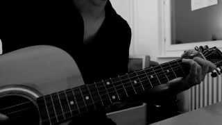 Khúc Hát Chim Trời - Guitar cover