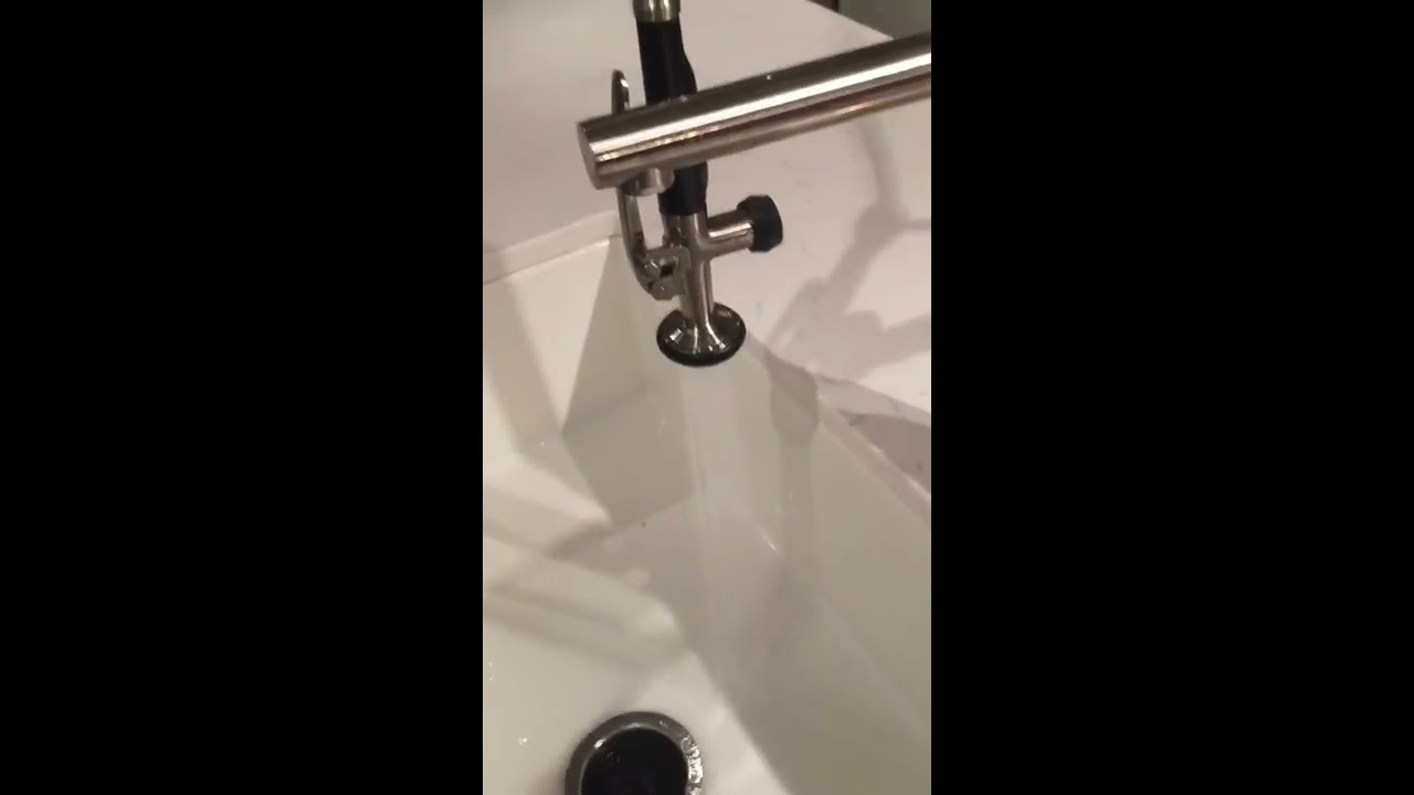 Kraus 1602 SS faucet review 11/30/2015 - YouTube