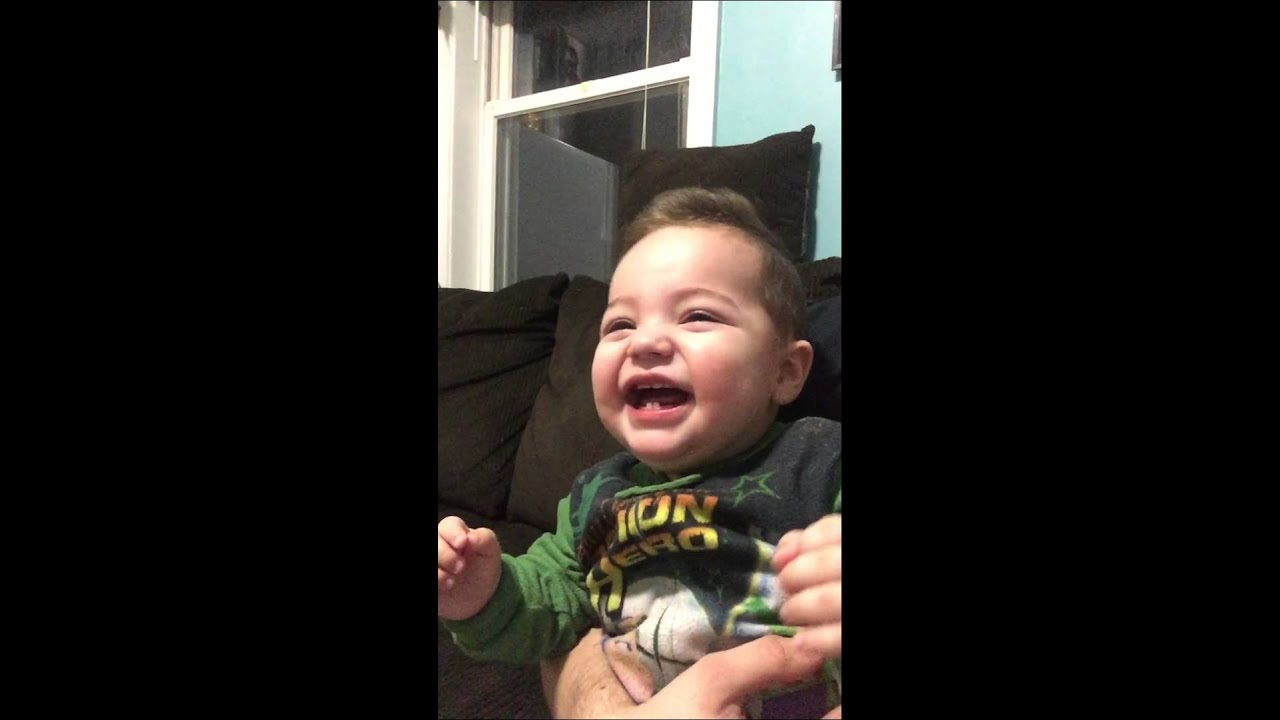 Why Do Babies Laugh So Much