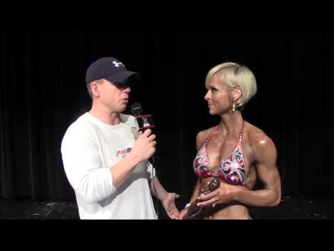 New IFPA Figure Pro Tracy Good Post Show Interview