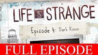 Life is Strange Episode 4 Walkthrough Full Episode Dark Room Gameplay Let