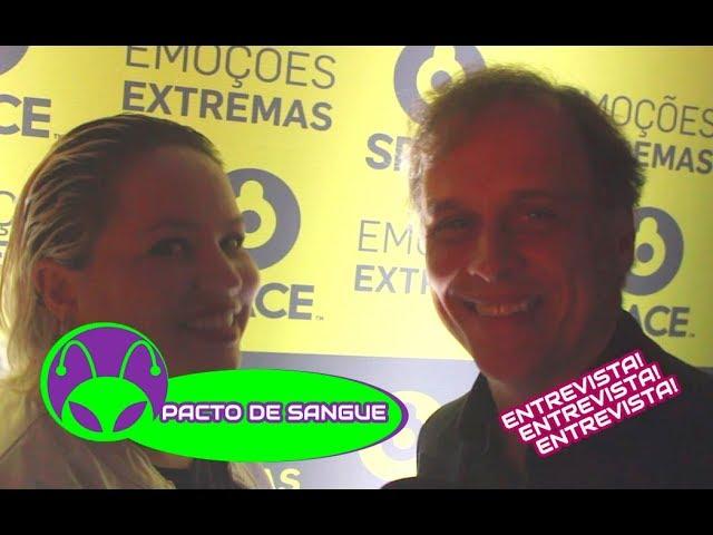 PACTO DE SANGUE | Nova série do Canal SPACE (Entrevista com o elenco)