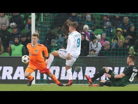 Видеообзор матча «Краснодар»-U19