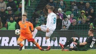 Video Gol Pertandingan Krasnodar U-19 vs Real Madrid U-19