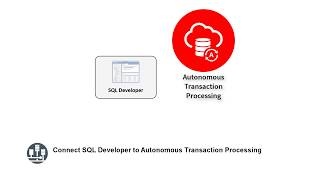 Connect SQL Developer to Autonomous Transaction Processing  video thumbnail