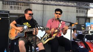 Jesse Wagner & Vic Riggiero - Picture on the Wall @ Pool Party - PRB 2014