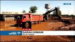 Update on situation in Nakuru County: Sarah Kimani