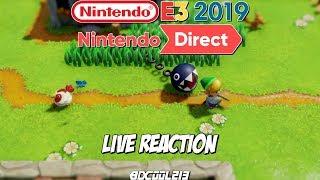 Nintendo Direct E3 June 2019 Live Reaction - Nintendo Switch