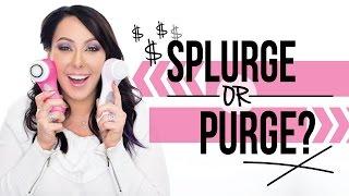 Splurge or Purge: Clarisonic 'Mia' Brush vs Conair Sonic Brush | Makeup Geek