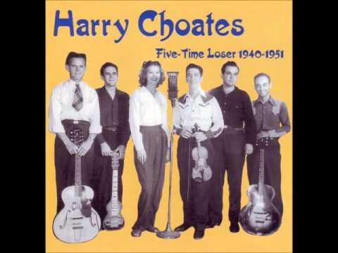 Harry Choates Les Tet Fille Lafayette