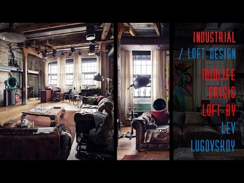 Midlife Crisis Loft / Lev Lugovskoy