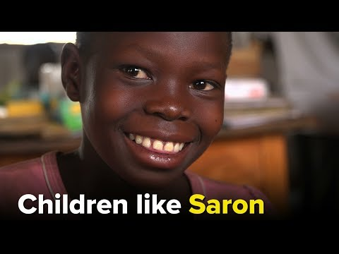 UNHCR and H&M Foundation - School is a safe place for refugee children