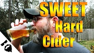 HOW TO BREW SWEET HARD APPLE CIDER-EASY PASTEURIZATION-ALL NATURAL