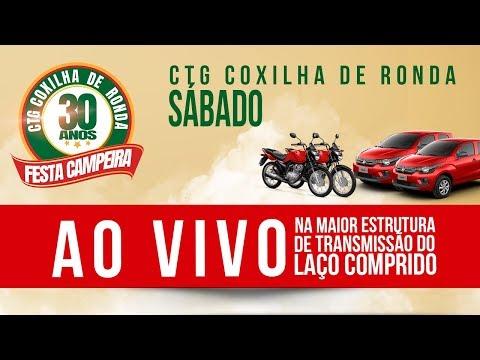 CTG Coxilha de Ronda - Sabado