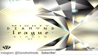 Mighty Diamond League Riddim (Instrumental) - 2016