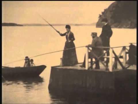August Strindberg  - Det var en afton i början av maj