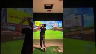 [골프 입문 3주차 영상] 골린이 7번 아이언 연습 #…