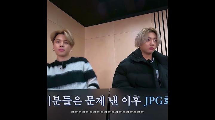 [BTS/방탄소년단] 소가 서울로 가면?