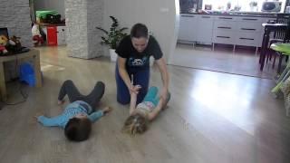 Силовые упражнения для детей 2-3 лет(Силовые упражнения в игровой форме можно начинать делать с детьми 2 летнего возраста, они способствуют..., 2013-07-10T11:04:29.000Z)
